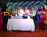 The warm 24th anniversary of founding Saigon Pure Water Limited Liability Company (SAPUWA)