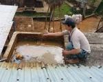 """Quảng Nam: Nước nhiễm phèn, hàng trăm hộ dân """"khát"""" nước sạch"""
