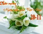 CHÀO MỪNG NGÀY NHÀ GIÁO VIỆT NAM 20/11 - SAPUWA – Niềm tin và trách nhiệm đối với thầy cô