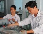 Vietnamese teacher, students develop water desalination machine to battle historic drought