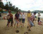 Sapuwa visits Phan Thiet - Hon Rom