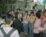 Department of Economics of Van Hien University visits SAPUWA's headquarter