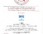 """Sapuwa was selected to receive the certificate of """"Trusted Brand 2011"""""""