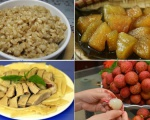 """7 món ăn """"giết sâu bọ"""" đặc trưng vùng miền trong ngày Tết Đoan Ngọ Việt Nam"""