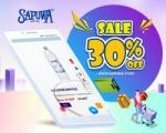 SALE 30% OFF 1,5 LITER BOTTLE WHEN ORDER THROUGH WEBSITE