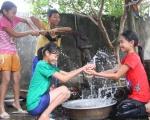 Cải thiện vệ sinh môi trường và sử dụng nước sạch nông thôn