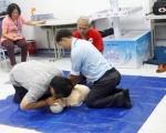 SAPUWA tập huấn Sơ cấp cứu