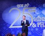 SAPUWA- doanh nghiệp đầu tiên tại Việt Nam sản xuất nước tinh khiết- vừa kỷ niệm 25 năm thành lập