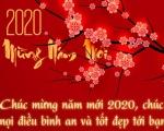Cuối năm với những lời chúc ý nghĩa dành cho năm mới 2020