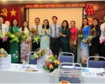 Đại hội Công đoàn SAPUWA được chọn là Đại hội điểm của Quận Gò Vấp