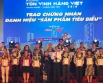 "The exhibition and fair 2018 to honor Vietnamese products – ""Enterprise and Vietnamese brands"""