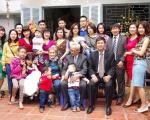 Tình đoàn kết, yêu thương của một gia đình