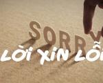 Học cách nói lời xin lỗi… đúng cách!