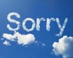 Quan điểm nhận lỗi và xin lỗi trong kinh doanh