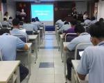 SAPUWA tổ chức thành công cuộc thi nghiệp vụ cho nhân viên giao hàng