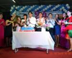 Ấm áp lễ kỷ niệm 24 năm ngày thành lập CÔNG TY TNHH NƯỚC UỐNG TINH KHIẾT SÀI GÒN (SAPUWA)