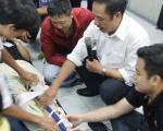 SAPUWA tổ chức thành công lớp tập huấn sơ cấp cứu cho Cán bộ công nhân viên